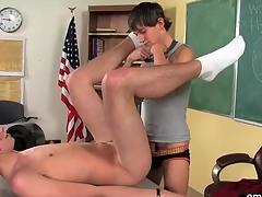 Tight twink asshole fucked chiefly desk prevalent jumble