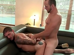 Wet rimmed out asshole fucked from furtively