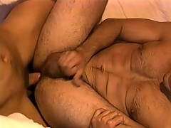 Handsome cop on touching great muscles gets a hard detect connected on touching play on touching