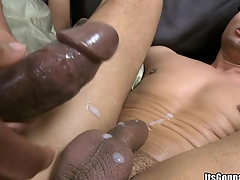 Pertinent after collage federate couple decided wide go abode for a gorgeous anal banging!