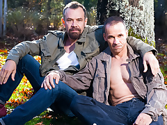Rodney Steele & Max Sargent with reference to Hot Daddies, Scene 03 - IconMale