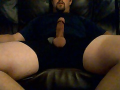 Rock out in my Cock out Edge and Cum