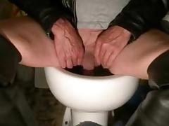 nlboots - military skivvies rubber waders smokin'